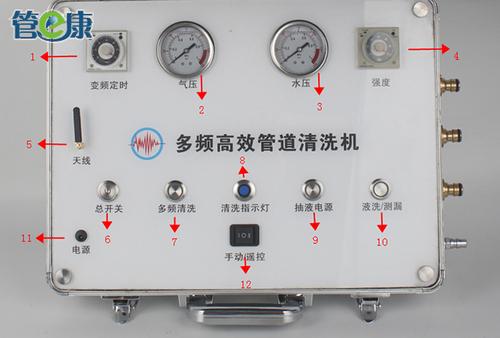 自來水管清洗机的必要性优势